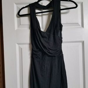 Solemio cotton dress see through areas BEST OFFER*